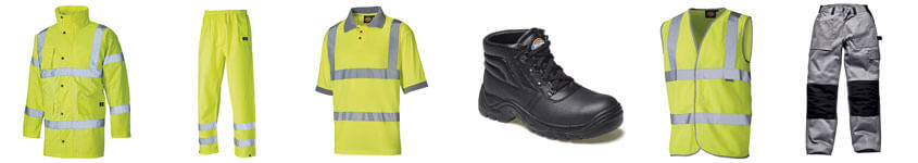 Personalised and Printed Workwear